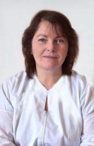 Яновская Мария Ефимовна