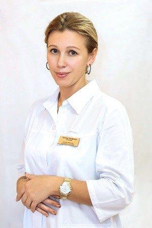Железнова Татьяна Тимофеевна