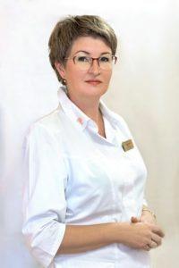 Лозинская Елена Борисовна