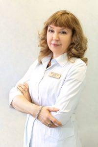 Нестулей Светлана Юрьевна