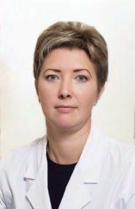 Ульянова Наталия Ильинична