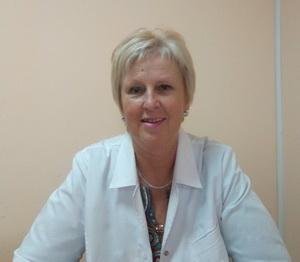 Антропова Марина Вениаминовна